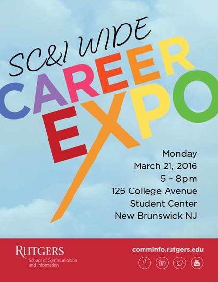 Career Expo, March 21, 5-8pm