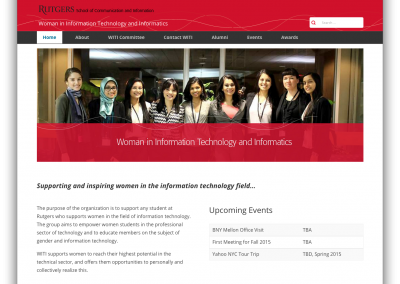 Women in Information Technology & Informatics